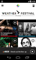 Screenshot of Weather Festival