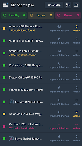 Domotz Pro: Network Monitoring screenshots 1