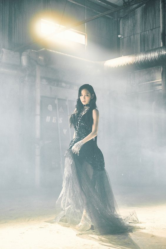 taeyeon gown 46