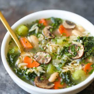Detox Chicken Soup.