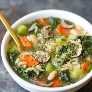 Detox Chicken Soup.