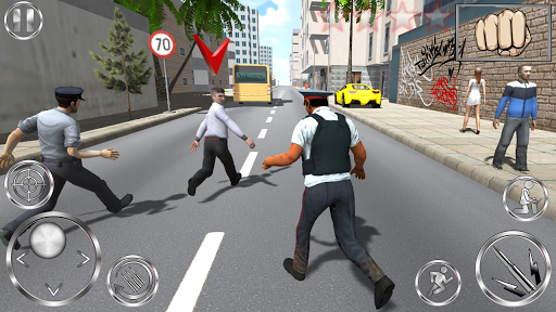 Russian Police Simulator Screenshot
