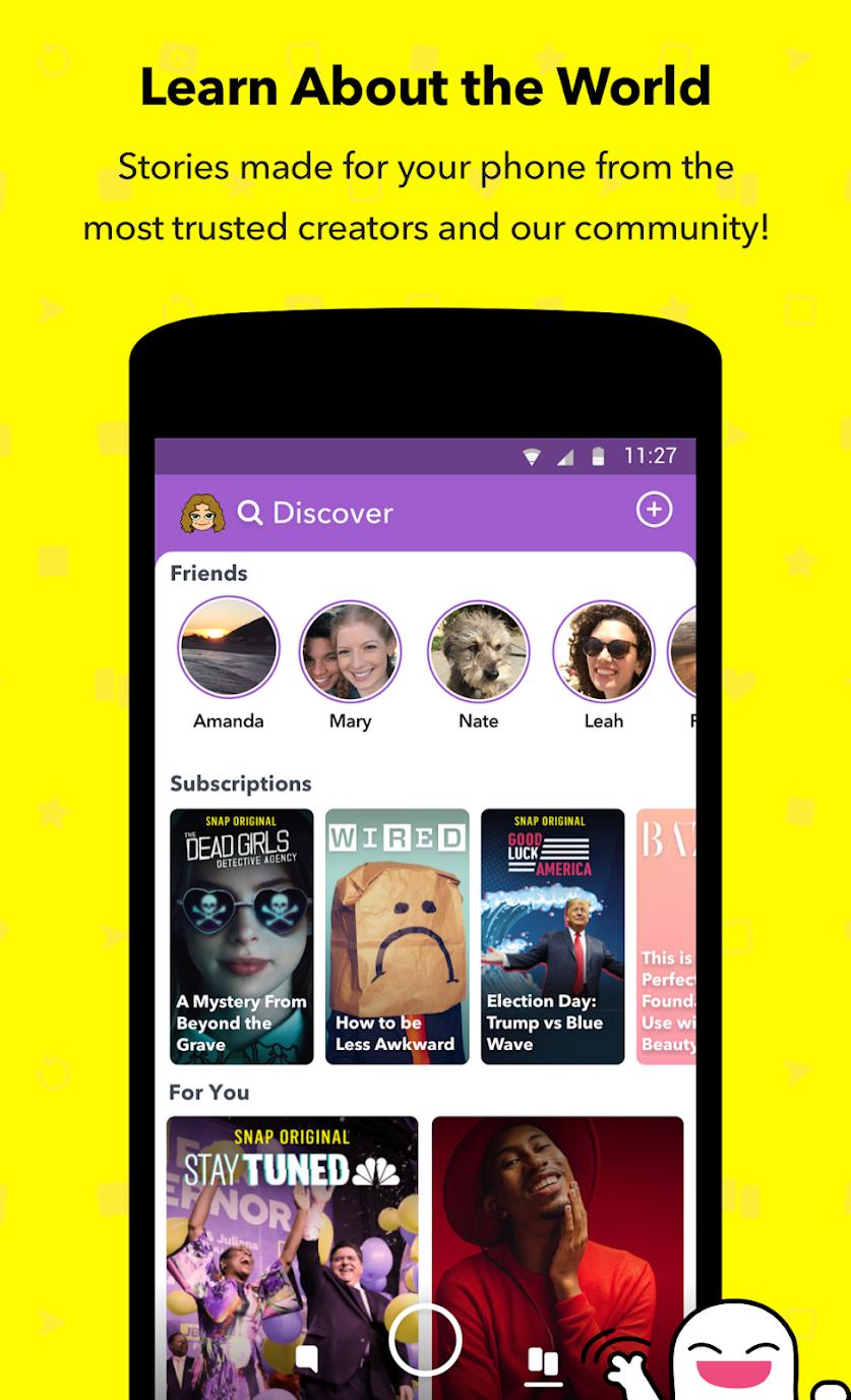 Snapchat Mod Apk (Cracked) Latest Version 3