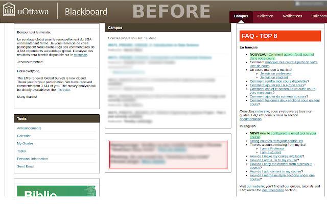 Blackboard Enhancer