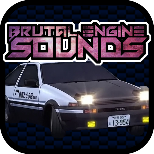 Engine sounds of AE86