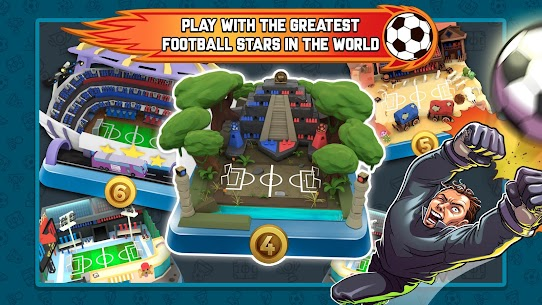 Top Stars Football 1.40.0.0 MOD (Unlimited Money) Apk 3