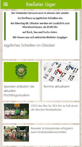 15. Kompanie Riesseler Jäger