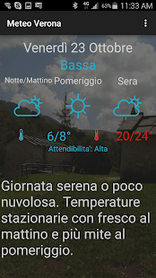 Meteo Verona- screenshot thumbnail