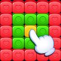 Cube Blast : Smash and Crush Toy icon