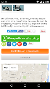 Anuncios Misiones screenshot 4