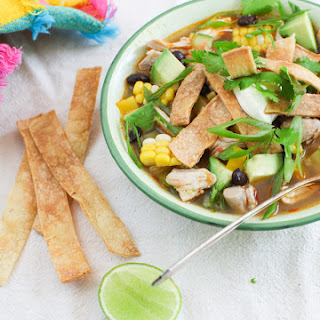 Harvest Tortilla Soup