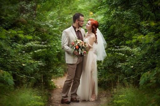 Bryllupsfotograf Lyubov Pyatovskaya (Lubania89). Foto fra 24.08.2016