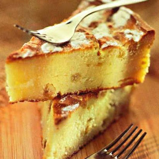 Curd Cake.