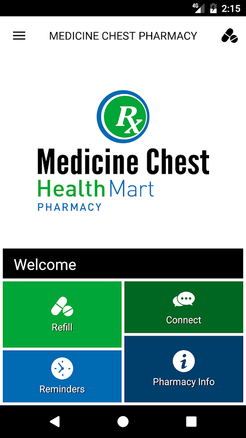 Medicine Chest Pharmacy- screenshot