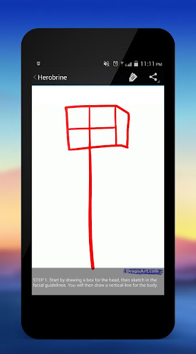 How to Draw Minecraft for PC