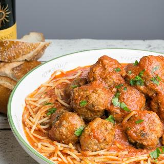 Classic Spaghetti & Meatballs Recipe