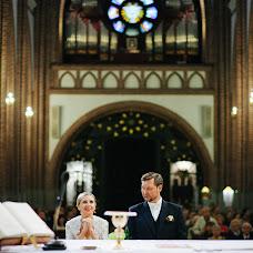 Wedding photographer Bartłomiej Zackiewicz (zackiewicz). Photo of 15.10.2014
