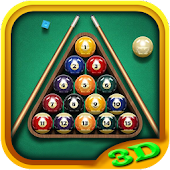 Pool Billiards: 3D Club & Bar