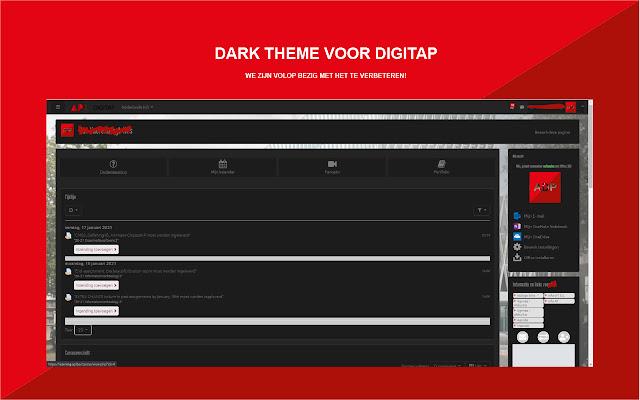 AP Dark Theme