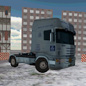 Truck parking 3D: Dirt Road icon