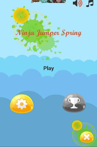 Ninja Jumper Spring