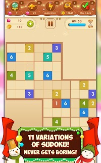 Sudoku Quest screenshot 10