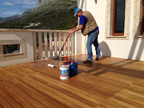 Photo: Decking_Montenegro_After Treatment
