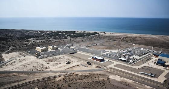 Argelia amplía el gasoducto  de El Alquián: 10.000 millones de metros cúbicos