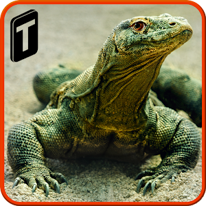 Komodo Dragon Rampage 2016 for PC and MAC