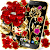Gold rose live wallpaper file APK for Gaming PC/PS3/PS4 Smart TV