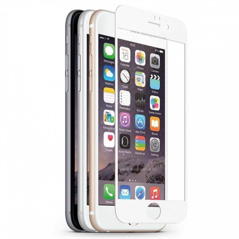 Kính cường lực toàn màn hình  dành cho iPhone 7 Plus, 8 Plus