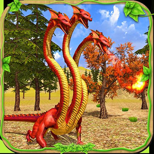 Furious Hydra Snake Simulator