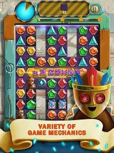 Doodle Jewels Match 3 v1.0.3 MOD APK (Unlimited Money)