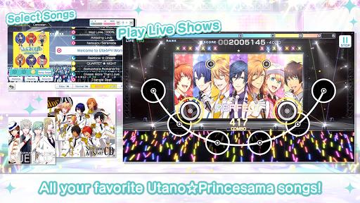 Utanou2606Princesama: Shining Live 1.11.0 screenshots 1