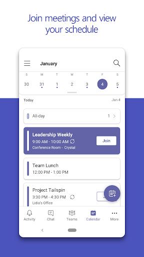 Microsoft Teams screenshot 4