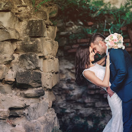 love by Konrad Świtlicki-Paprocki - Wedding Bride & Groom ( weddingday, wedding, photographer, bride, groom, photo )