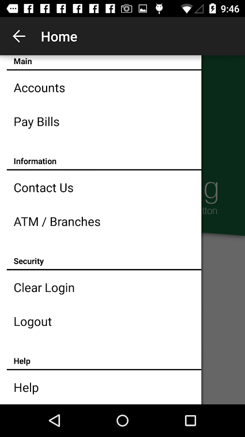 Jordan Credit Union- screenshot