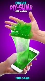 Fidget DIY Slime Simulator - náhled