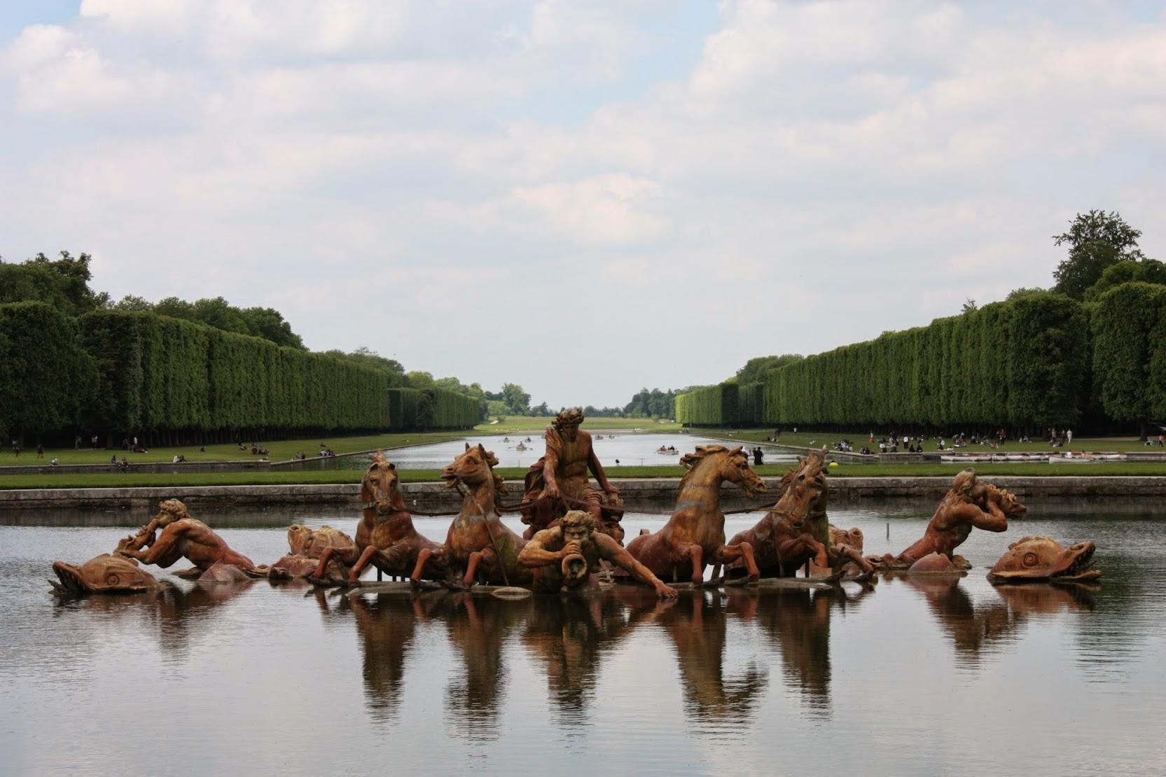 Versailles!
