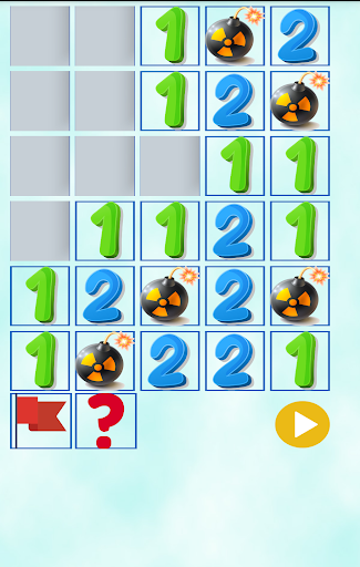 Minesweeper Game for Kids