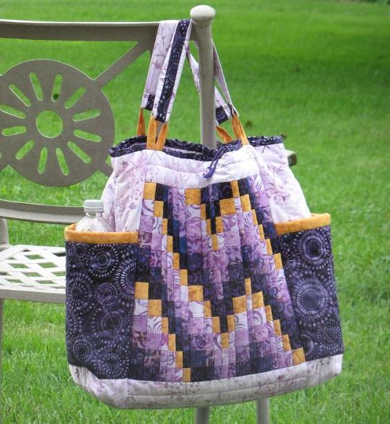 Bargello Bag