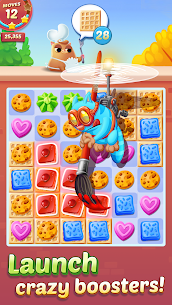 Cookie Cats MOD (Infinite Lives/Coins/Boosters/Yarn) 3
