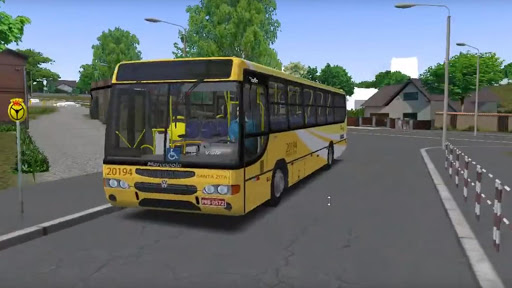 City bus driver & Off Road Bus driver  screenshots 7