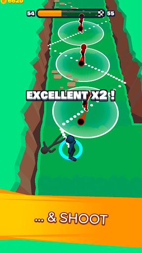 Stickman Dash screenshot 3