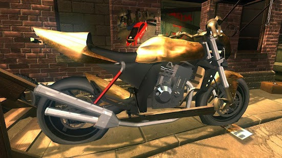 Fix My Motorcycle: 3D Mechanic- screenshot thumbnail