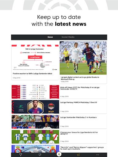 La Liga - Spanish Soccer League Official 7.0.7 screenshots 13
