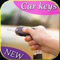 simulate Car Key Remote icon