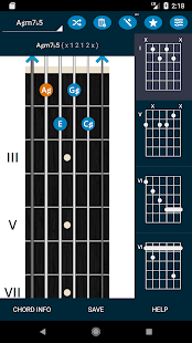 Guitar Chords Database - 2000+ chord charts