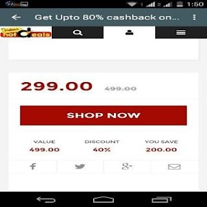 Indian Hot Deals screenshot 5