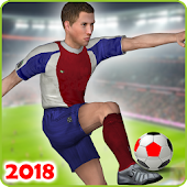 Real World Football Star Cup League 2018